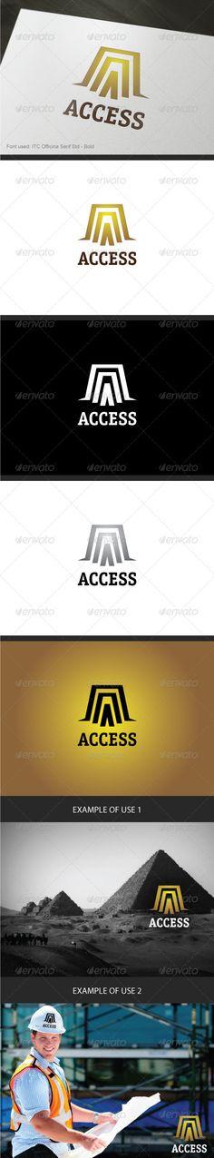 Access - Logo Template  | $29