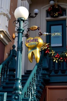 Dr. Bitz Dental School (Disney)