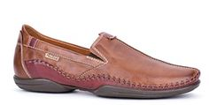 Pikolinos mens shoes Penza mens slip on shoe. #Leather #Brown #Casual #Shoes #Pikolinos