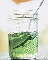 Jalapeño-Mint Jelly from Food and Wine Magazine. Try this one!