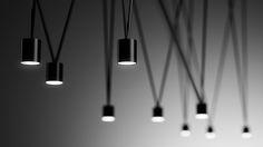 Lampa marki Vibia model Match / Lamp