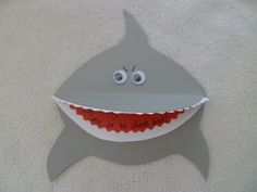 Shark Party.  Invites, cake, cupcakes, decor, food, banner...