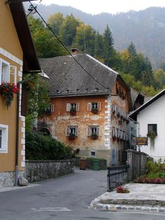 Kropa, Slovenia. went to a forge, great items from a wonderful blacksmith