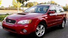 2006 Subaru Outback XT Turbo