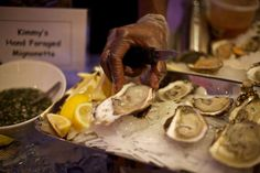 Hartford Oyster Lovers: Max Restaurant Group Oysters #oyster100