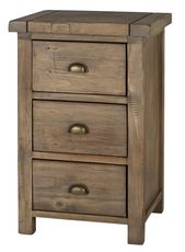 The Chalet Nightstand from Urban Barn is a unique home decor item. Urban Barn carries a variety of View the Chalet Collection and other products furnishings. Diy Blue Furniture, All Modern Furniture, Simple Furniture, Furniture Makeover, Furniture Decor, Wooden Furniture, Unique Home Decor, Home Decor Items, Urban Barn