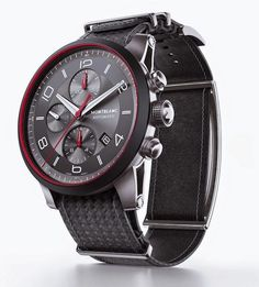 Montblanc E-Strap Puts Intelligence In A Luxurious Watch | Royal Fashionist