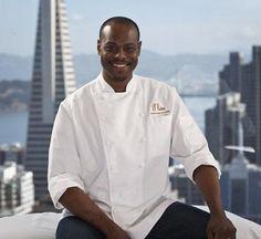 Rising Star chef Preston Clark, El Paseo and son of the great chef Patrick Clark