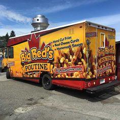 food truck vehicle wraps