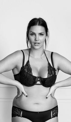 What do you think of Lane Bryant's new plus-size lingerie campaign?