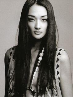 pinterest.com/fra411 #asian #beauty - Ai Tominaga