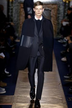 Valentino Fall 2013: Evening Wear for the Eton Set