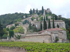La roque sur Cèze, Gard
