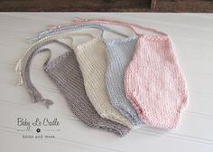 Baby Le Cradle — Newborn Suri Romper | Knit - Newborn Props