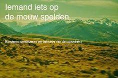 Image result for nederlandse gezegdes