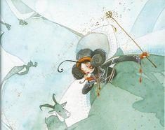 Иллюстратор детских книг Ребекка Дотремер (Rebecca Dautremer)