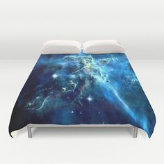 GALAxY+Duvet+Cover+by+2sweet4words+Designs+-+$99.00