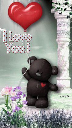 Decent Image Scraps: I Love You Animation