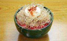 """The Mayogherita"" Monja-yaki  [Japanese Food]"