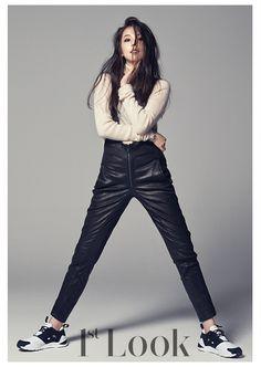 #WonderGirls Sohee for 1st Look vol.96