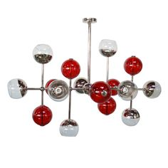 Cherries modern suspension lamp is a distinct, bold and contemporary lighting piece. Inspired by the cherry, a fruit so pure but also so seductive, reflects a feminine side, delicate and ravishing.