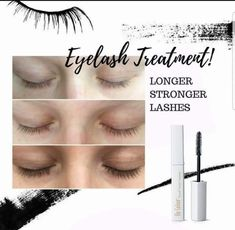 ❤NUTRIOL EYELASH TREATMENT ❤ 👀Have you got short eyelashes and always wanted longer? 👀Are your eyelashes damaged after wearing extensions? 👀Do your eyebrows never grow in properly because you have over-plucked them for years? 💕You need this eyelash treatment to sort out these issues!! 💕Not only does the treatment stimulate dormant follicles, it also nourishes and repairs existing lashes and eyebrow hairs and helps them grow healthy and strong Nu Skin Mascara, Curling Mascara, Contouring Lip Gloss, Short Eyelashes, How To Grow Eyebrows, Eyelash Serum, Hair Shampoo, Beauty Quotes, Makeup Tips