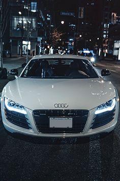dreamer-garage:Audi R8 (via)