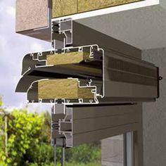 Window ventilators & demand-controlled ventilation (Renson Fabrications)