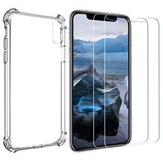 NEW ARRIVAL!   iPhone X Case wit...   http://www.zxeus.com/products/iphone-x-case-with-2-screen-protector-zxk-co-crystal-clear-reinforced-corners-tpu-air-cushion-protective-case-cover-with-9h-tempered-glass-screen-protectors-for-iphone-x-5-8?utm_campaign=social_autopilot&utm_source=pin&utm_medium=pin