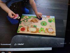 Montessori, Plastic Cutting Board
