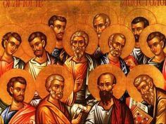 Feast of the Twelve Apostles - Feasts of the Church National Geographic, Ascension Of Jesus, Sons Of Jacob, Lenten Season, 12 Tribes Of Israel, All Saints Day, Church History, Churches Of Christ, Pentecost