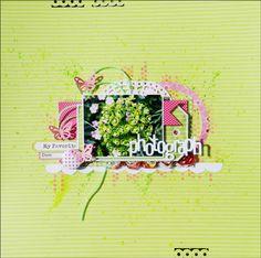 YummyScrap  Colour Palette Challenge September 2013