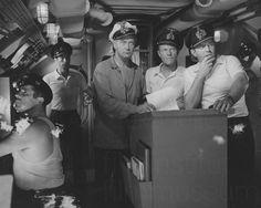 Nachlass Curd Jürgens | THE ENEMY BELOW (1957) Szenenfoto 4