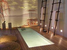27 meilleures images du tableau Salle de bain zen | Bathtub, Home ...