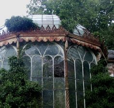 Mad greenhouse. Castle overtaken.