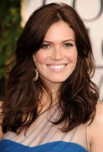 brown hair color mandy moore - Google Search