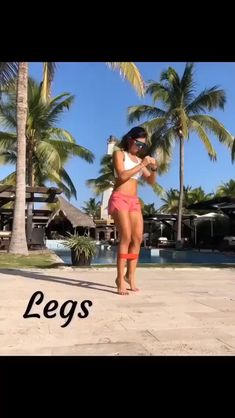 Quick legs workout with bands at home. Let's tone leg muscles with this leg workout Quick legs workout with bands at home. Let's tone leg muscles with this leg workout Fitness Workouts, Gym Workout Videos, Fitness Workout For Women, Body Fitness, At Home Workouts, Fitness Tips, Band Workouts, Band Exercises, Woman Fitness