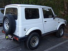 Suzuki - Samurai, LOVE IT