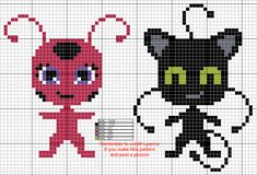 I design cross-stitch patterns based on my nerdy interests. Easy Perler Bead Patterns, Perler Bead Templates, Perler Bead Art, Loom Patterns, Perler Beads, Beading Patterns, Pixel Art Kawaii, Hama Disney, Kawaii Cross Stitch