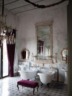 303 best windowless bathroom dreams images on Pinterest | Bedrooms Mexican Inspired Bathroom Design Html on mexican tile bathrooms, marble vanity tops for bathrooms, spanish style bathrooms, mexican home decorations for bathrooms, santa fe style bathrooms, painted mexican bathrooms, colonial style bathrooms, spanish designs for small bathrooms, aztec-inspired bathrooms, mexican looking bathrooms, mixacan bathrooms, shabby chic bathrooms, mediterranean inspired bathrooms, paris inspired bathrooms, spain bathrooms, beach inspired bathrooms, asian-inspired bathrooms,