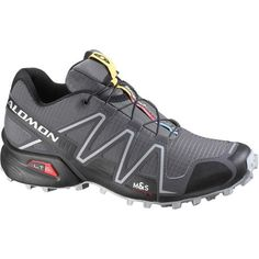 4b852429c2b9 Salomon Men s Speedcross 3 Trail Running Shoes
