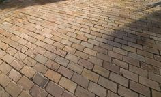 Block sandstone paving comes in a variety of brown and golden hues adding a level of detail and interest only natural stone can. For long life and frost resistance all the paving shown is bonded with an epoxy based sand and cement grout. Block paving is available on our website in a wide range of stone types and sizes from sandstone, limestone, granite and Indian stone.