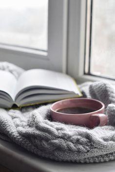 Rainy day - grab a book!!
