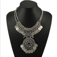 Coin Gypsy Necklacelast One