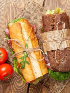 Schnelle Sandwich-Ideen für die Mittagspause und lecker Kuchen. Hier versorgen wir euch mit unseren liebsten Rezepten!