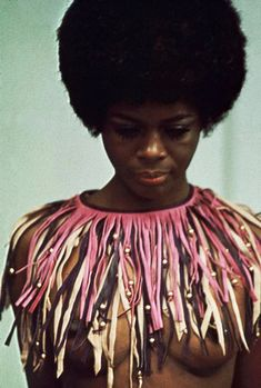 Cicely Tyson photographed by Eve Arnold, 1968