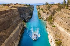 day trip from Athens Corinth Canal