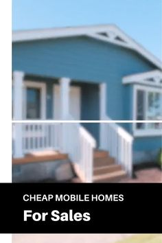 List your manufactured homes or mobile home lots for sale Cheap Mobile Homes, Mobile Homes For Sale, Palm Harbor Homes, Cheap Modular Homes, Lots For Sale, House Front, Modern House Design, Exterior, River
