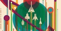Check Out These Gorgeous Posters Promoting the Future of Space Travel http://www.good.is/posts/future-space-travel-posters?utm_content=buffer1521a&utm_medium=social&utm_source=pinterest.com&utm_campaign=buffer