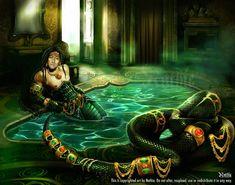 The Naga Prince by nathie